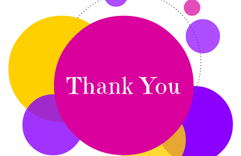 Top tips for the perfect thank you page.